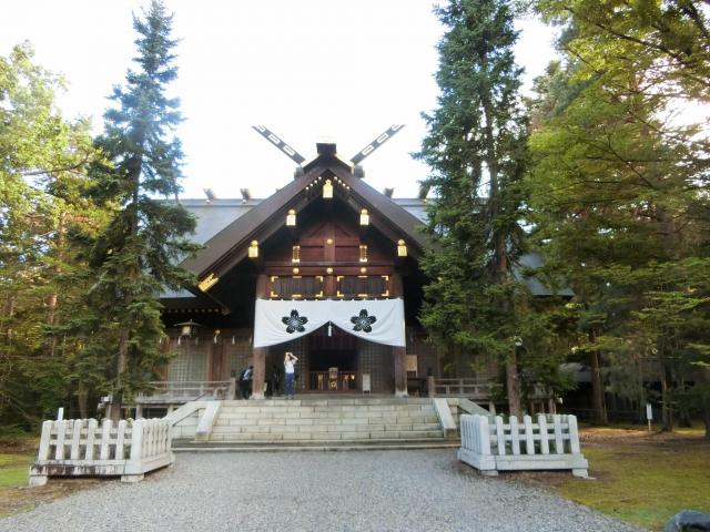上川神社の建物その他