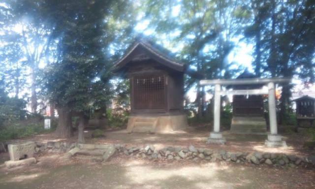 群馬県富士浅間神社の写真