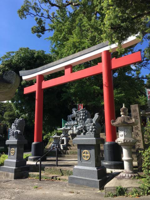 七狩長田貫神社の建物その他