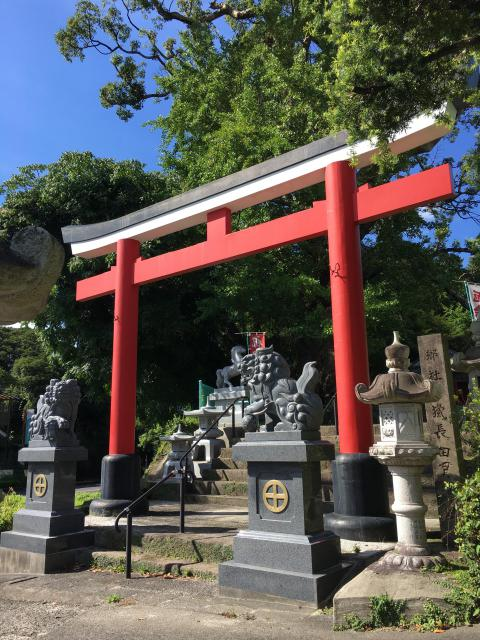 七狩長田貫神社(鹿児島県志布志駅) - その他建物の写真