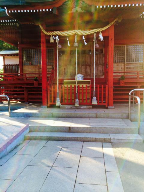 神奈川県村富神社の建物その他