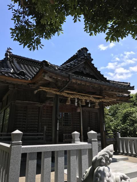 鳥取県日野神社の建物その他