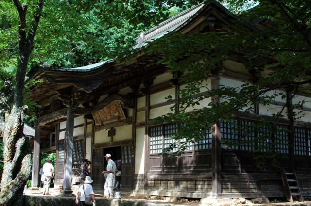 京都府松尾寺の建物その他