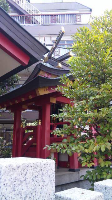 東京都春日神社の写真