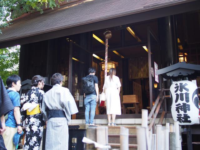 高円寺氷川神社の建物その他