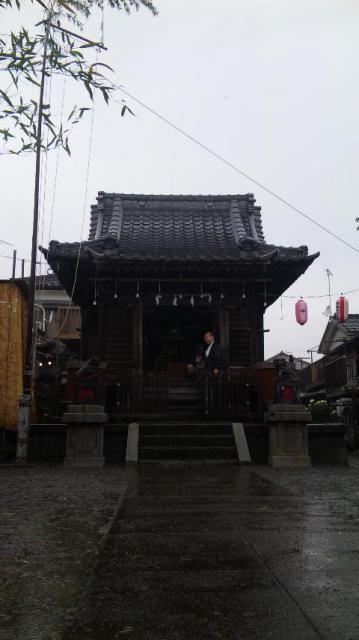 為朝神社の建物その他