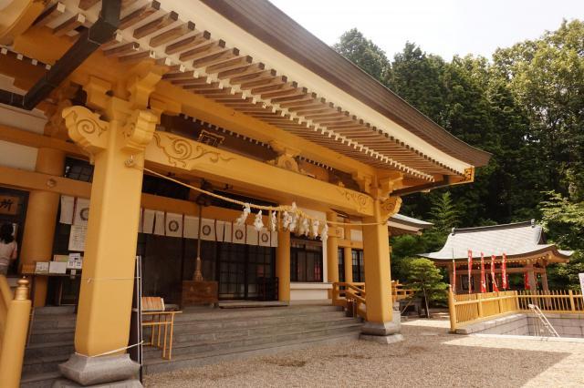 貴嶺宮の本殿