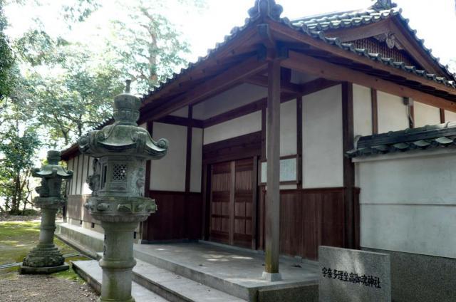 宇奈多理坐高御魂神社の建物その他
