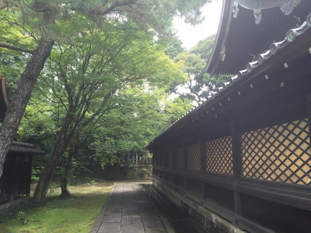 新日吉神宮の建物その他