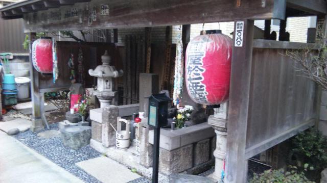 圓乘寺の地蔵