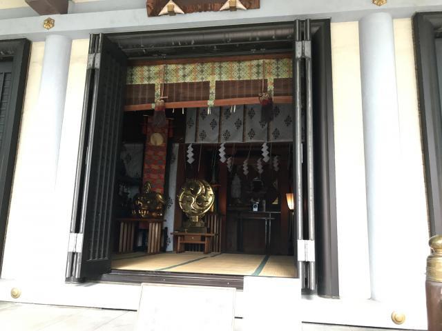宮益御嶽神社の建物その他