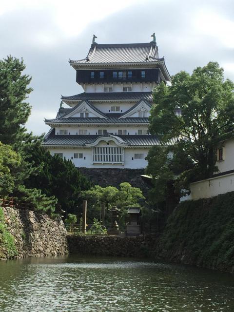 福岡県小倉祇園八坂神社の周辺