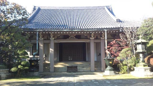 東京都龍雲寺の建物その他
