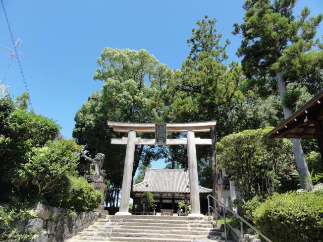 大神神社の近くの神社お寺|大直禰子神社