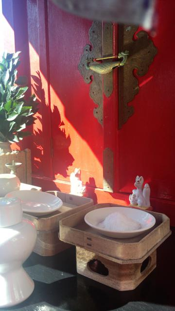 安平神社の近くの神社お寺|朝日稲荷神社