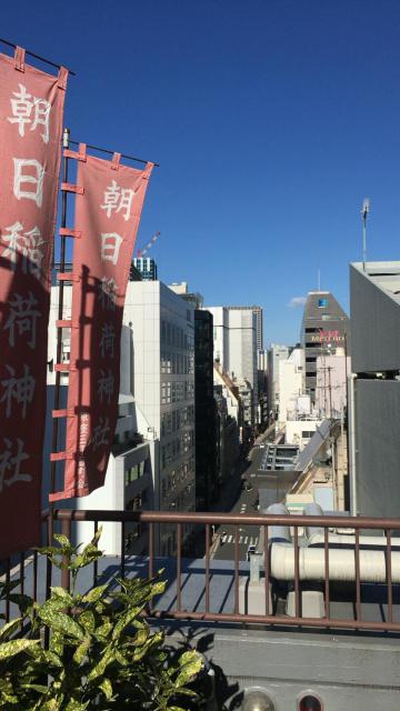 東京都朝日稲荷神社の建物その他