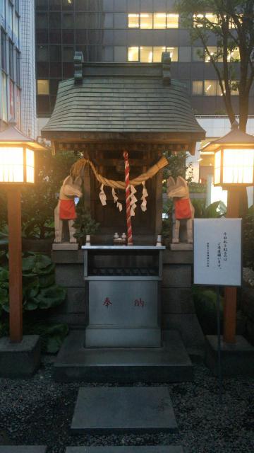 有楽稲荷神社(東京都有楽町駅) - その他建物の写真