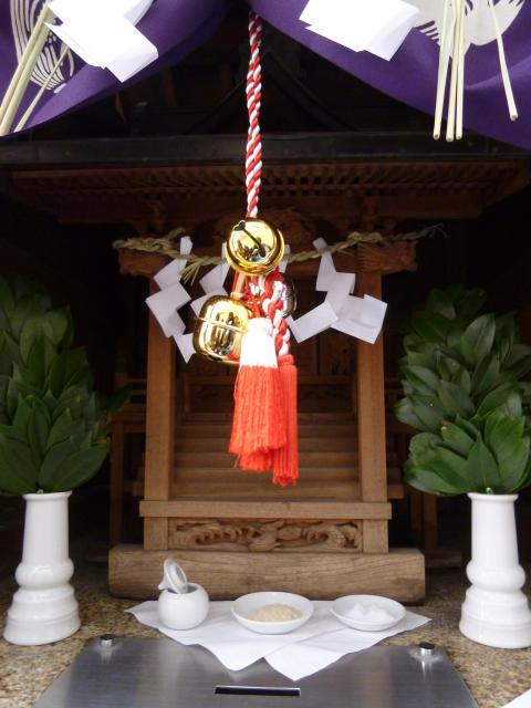 東京都あづま稲荷神社の建物その他