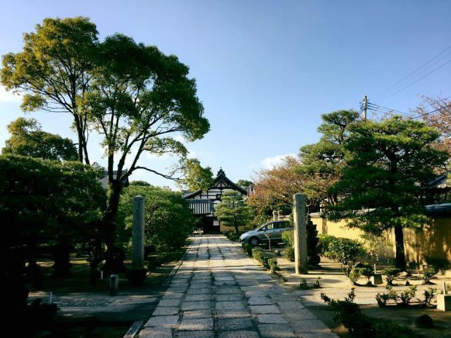 福岡県崇福寺の写真