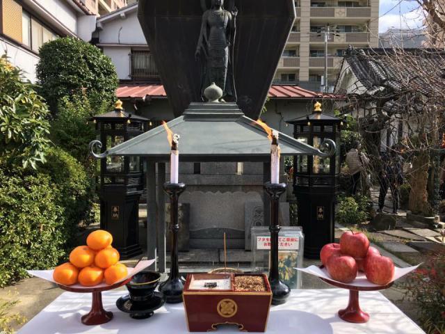 吉祥寺の仏像