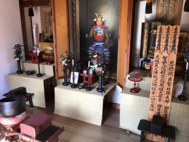 蓮城寺の建物その他