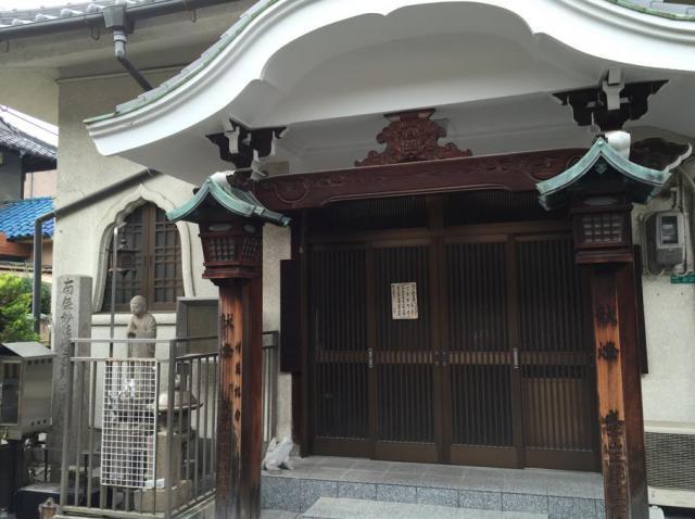 大阪府正覚寺の建物その他