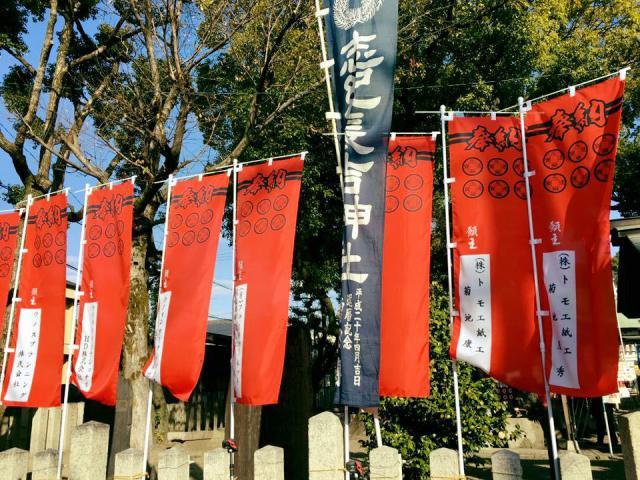 志紀長吉神社の建物その他