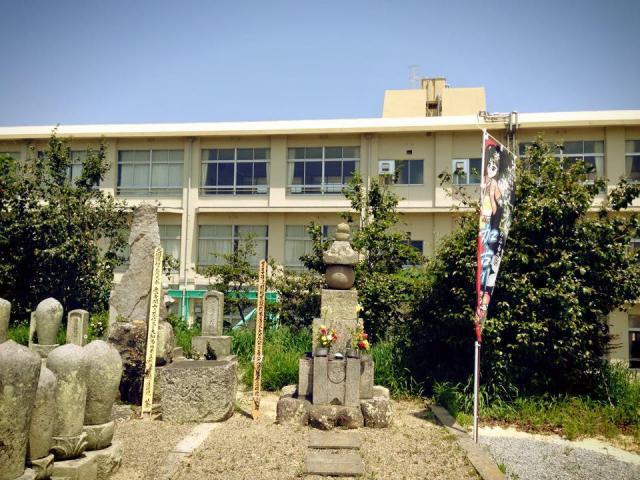 観音寺のお墓