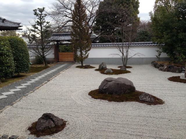 報恩寺(京都府今出川駅) - 庭園の写真