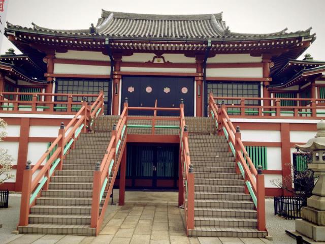 妙国寺の本殿