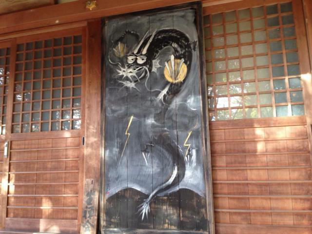 龍尾寺の芸術
