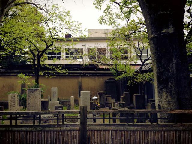 満願寺のお墓