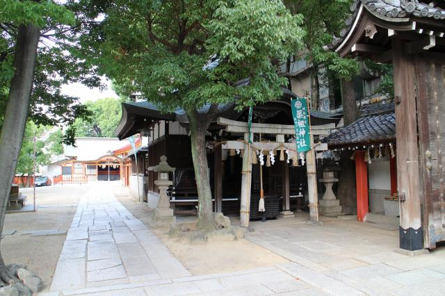 堺薬祖神社の建物その他