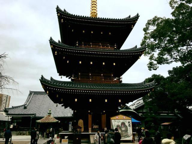 法楽寺の写真