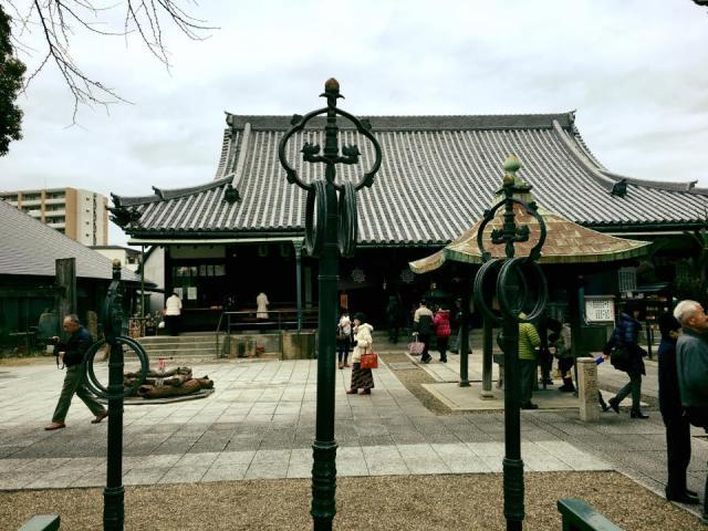 法楽寺(大阪府南田辺駅) - その他建物の写真