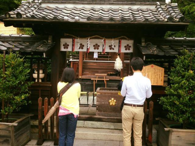 北野天満神社の本殿