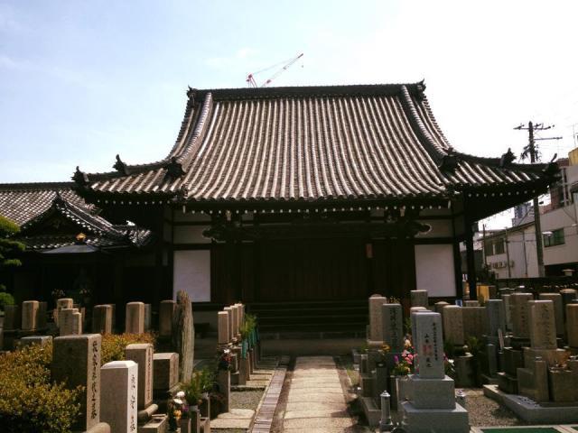 白毫院増福寺のお墓