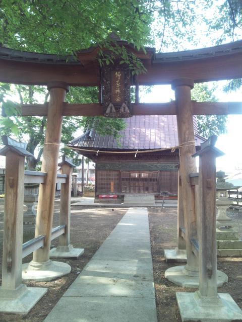 郷原神社の鳥居