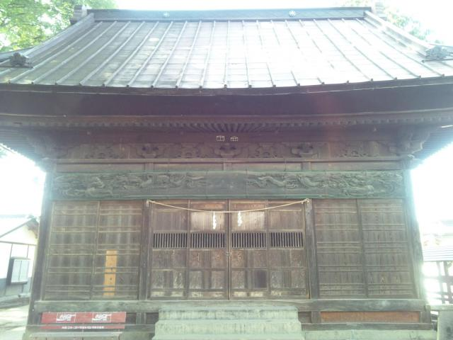 郷原神社の建物その他