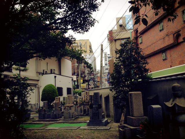 本傳寺のお墓