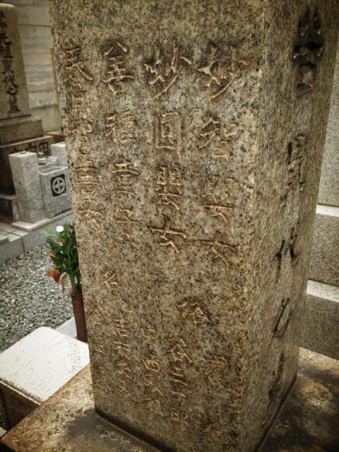 大阪府本傳寺の写真