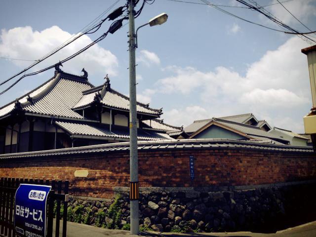 大阪府梅林寺の写真