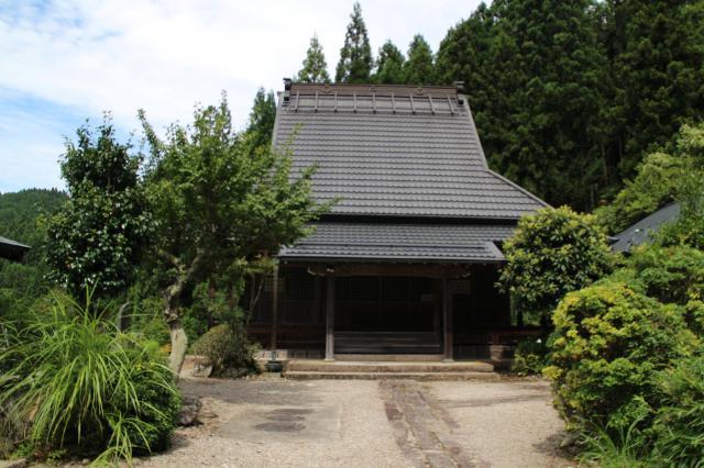 奈良県長楽寺の建物その他