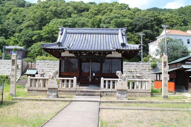 五宮神社の本殿