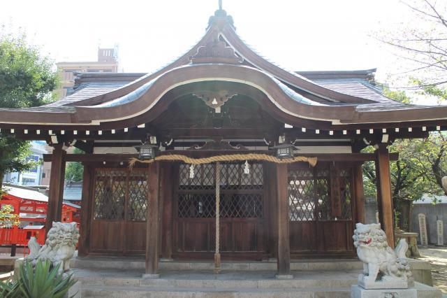 八宮神社の建物その他