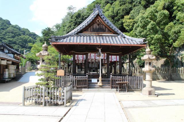 祇園神社の建物その他