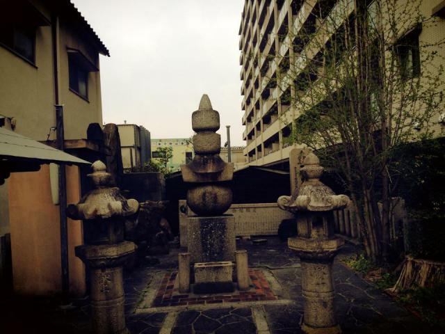 樋之尻口地蔵堂(大阪府加美駅) - お墓の写真