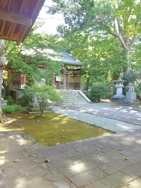 大分県廣瀬神社の写真