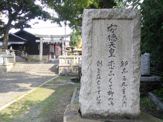 福岡県御所神社の建物その他