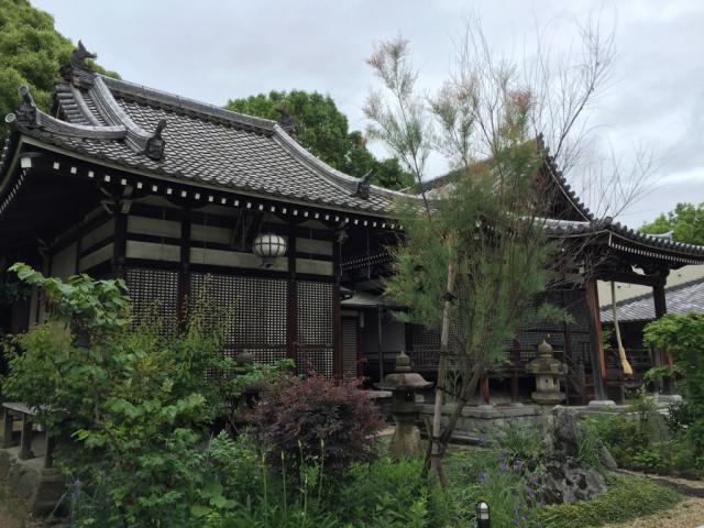 大阪府千手寺の建物その他